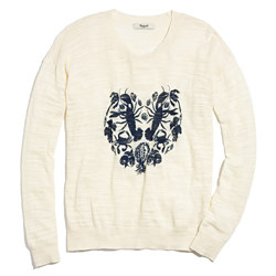 Studio Sweater in Tropical Love