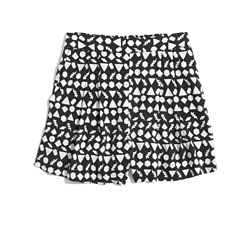 Something Else Paradox Printed Shorts