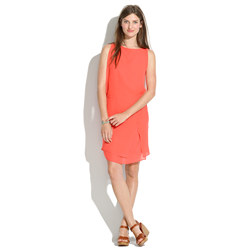 See By Chloé® Silk Georgette Wrap Dress