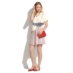Le Mont St. Michel® Pleat Skirt