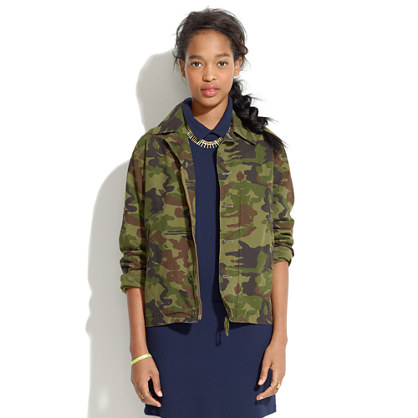 Chimala® Camo Jacket