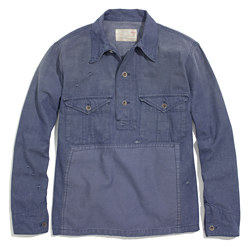 Chimala® Denim Workshirt Pullover