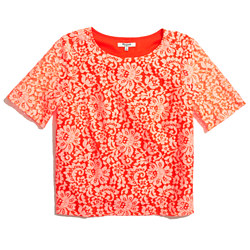 Lace Blossom Top