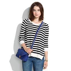 Striped Harbor Sweater
