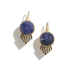 Bluestone Earrings
