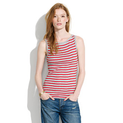 Small Trades Simpleboat Striped Tank