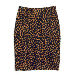 Safari print downtown skirt + extra 30% off sale items from Madewell! featured on shopalicious.com
