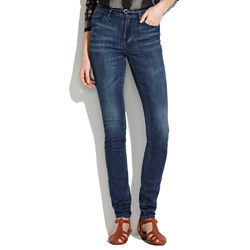 Skinny Skinny High Riser Jeans in River Wash