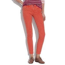 Skinny Skinny Ankle Jeans in Ground Paprika