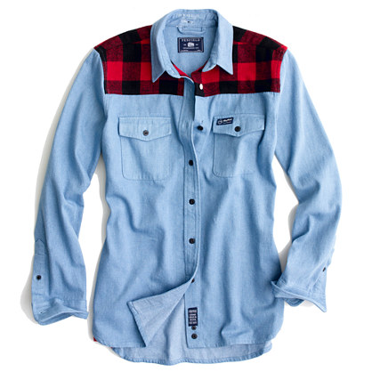 Penfield™ Wayland Denim Trail Shirt