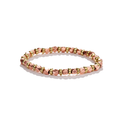 Vanessa Mooney Medium Nugget Copper Bracelet