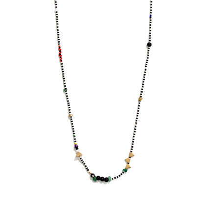 Faraway Beads Necklace
