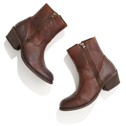 H by Hudson™ Riley Side-Zip Mid Boots