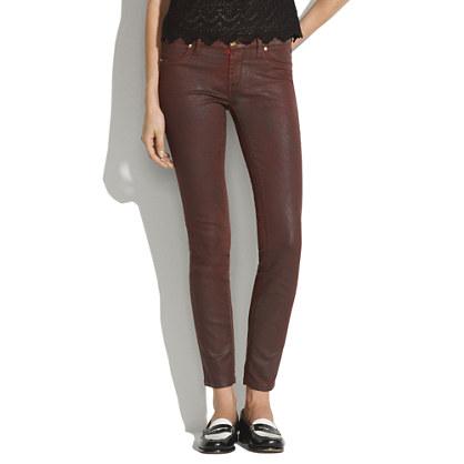 [BLANKNYC] Coated Skinny Jeans