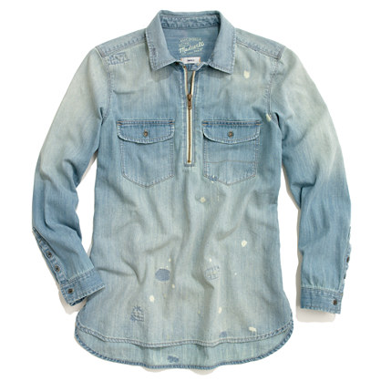 Rivet & Thread Zipshirt