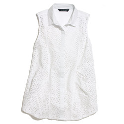 Won Hundred® Eyelet Anymore Shirt