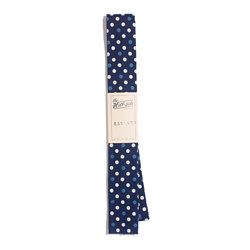 The Hill-side® Polka-Dot Indigo Tie