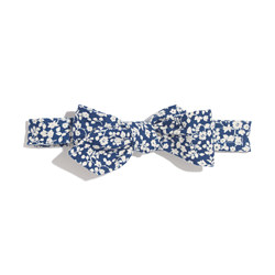 The Hill-side® White Flower Bow Tie