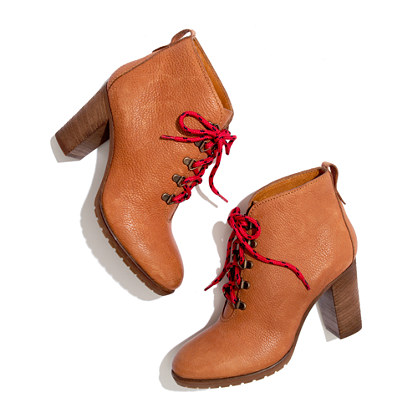 The Heeled Hiking Boot