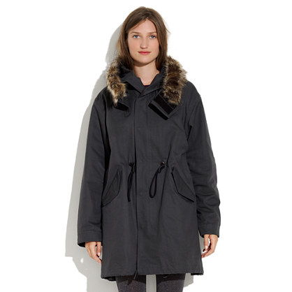 United Bamboo™ for madewell Parka