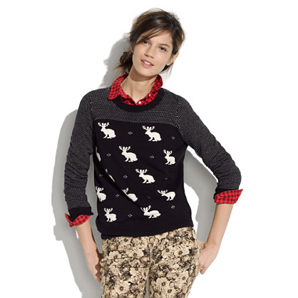 Jackalope Sweater