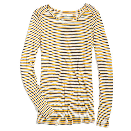 Easygoing Tee in Stripe