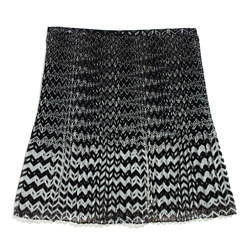 Chevron Pleat Mini