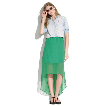 Flutter Trail Skirt
