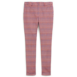 Reade Pants in Citrus Dot