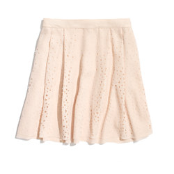 Something Else Laser Star Skirt