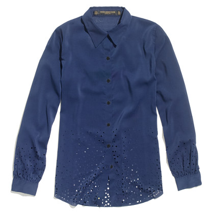Something Else Laser Star Blouse