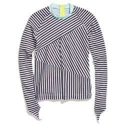 Basta® Surf Bells Rash Guard in Stripe