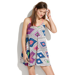 Basta® Surf Sugar Dress in Geometric Print