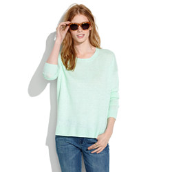 Linen Studio Sweater
