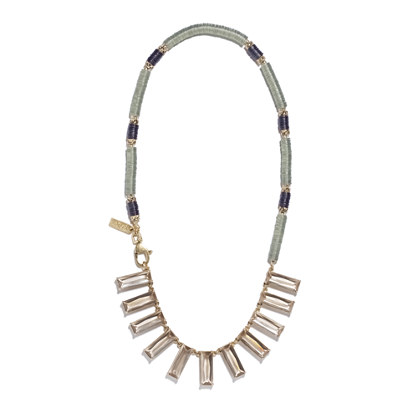 Stonecut Statement Necklace