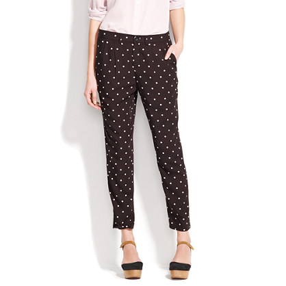 Salt & Pepper Slouch Pants