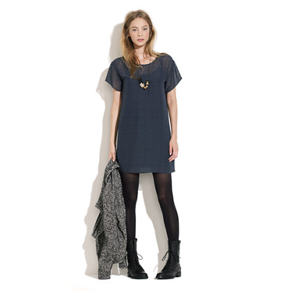 HolePunch Tee Dress