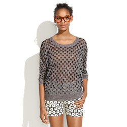 Sheerspot Sweater