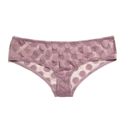 Honeydew® Intimates Polka-Dot Boyshort