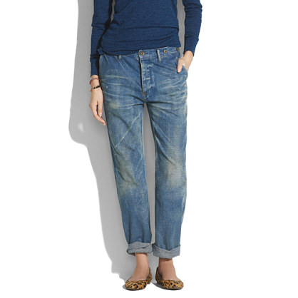 Chimala® Denim Painter Pants