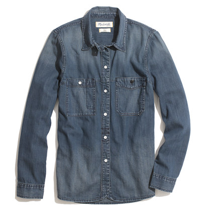 Denim Boyshirt