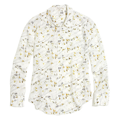 a Boyshirt in Birdslife