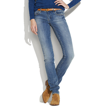 Rail Straight Jeans in Creekbed Wash