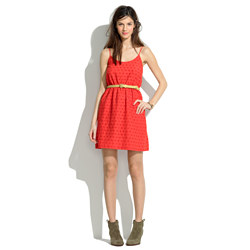 Eyelet Sundress