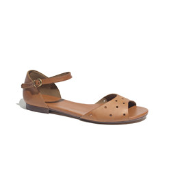 The Holepunch Flat Sandal