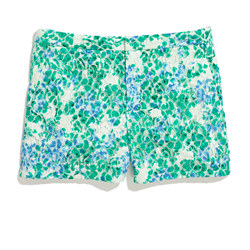 Painted Lacebloom Shorts