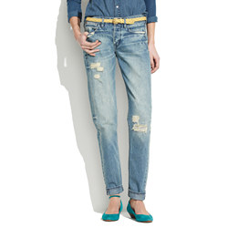 Rivet &amp; Thread Worker Jeans in Dovetail Wash<BulletPoint></BulletPoint>