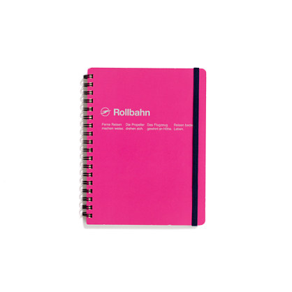 Rollbahn for Top Hat Large Notebook