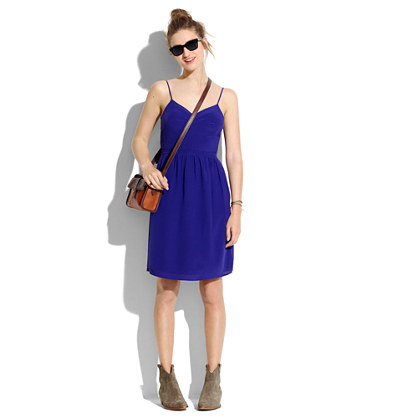 Silk Cami Dress