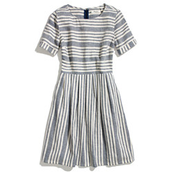 Stucco Stripe Dress
